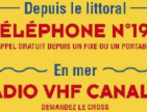 Numéro d'urgence en mer