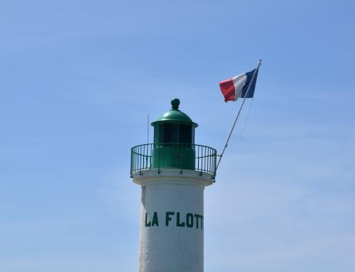 règlement portuaire du port de La Flotte